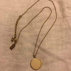 kate spade Jewelry - Kate Spade Gold Plated Necklace